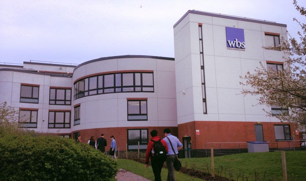 Warwick_Business_School_Scarman_road_view