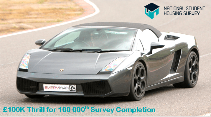 NSHS 100 000 completion Thrill Ride