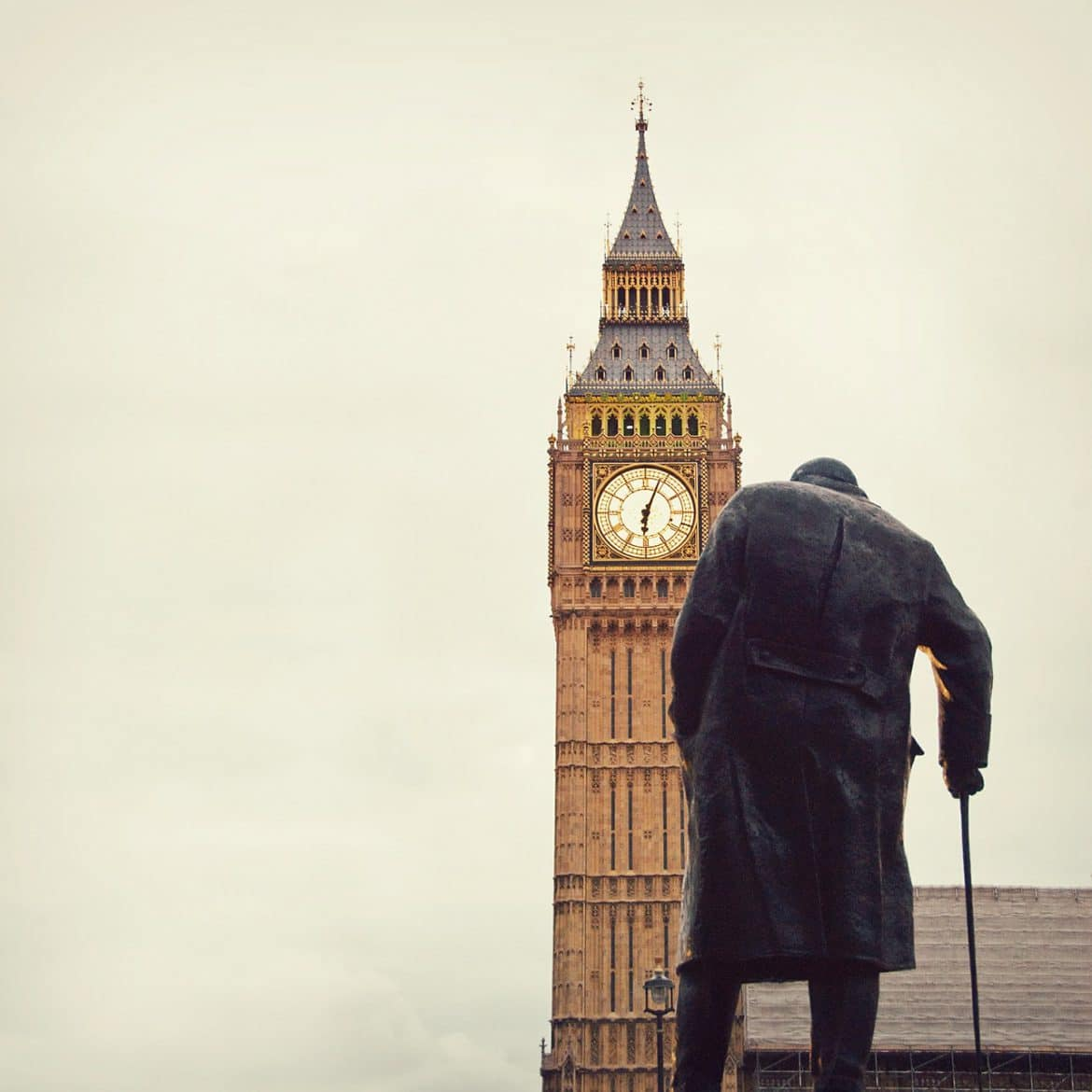 Churchill Big Ben