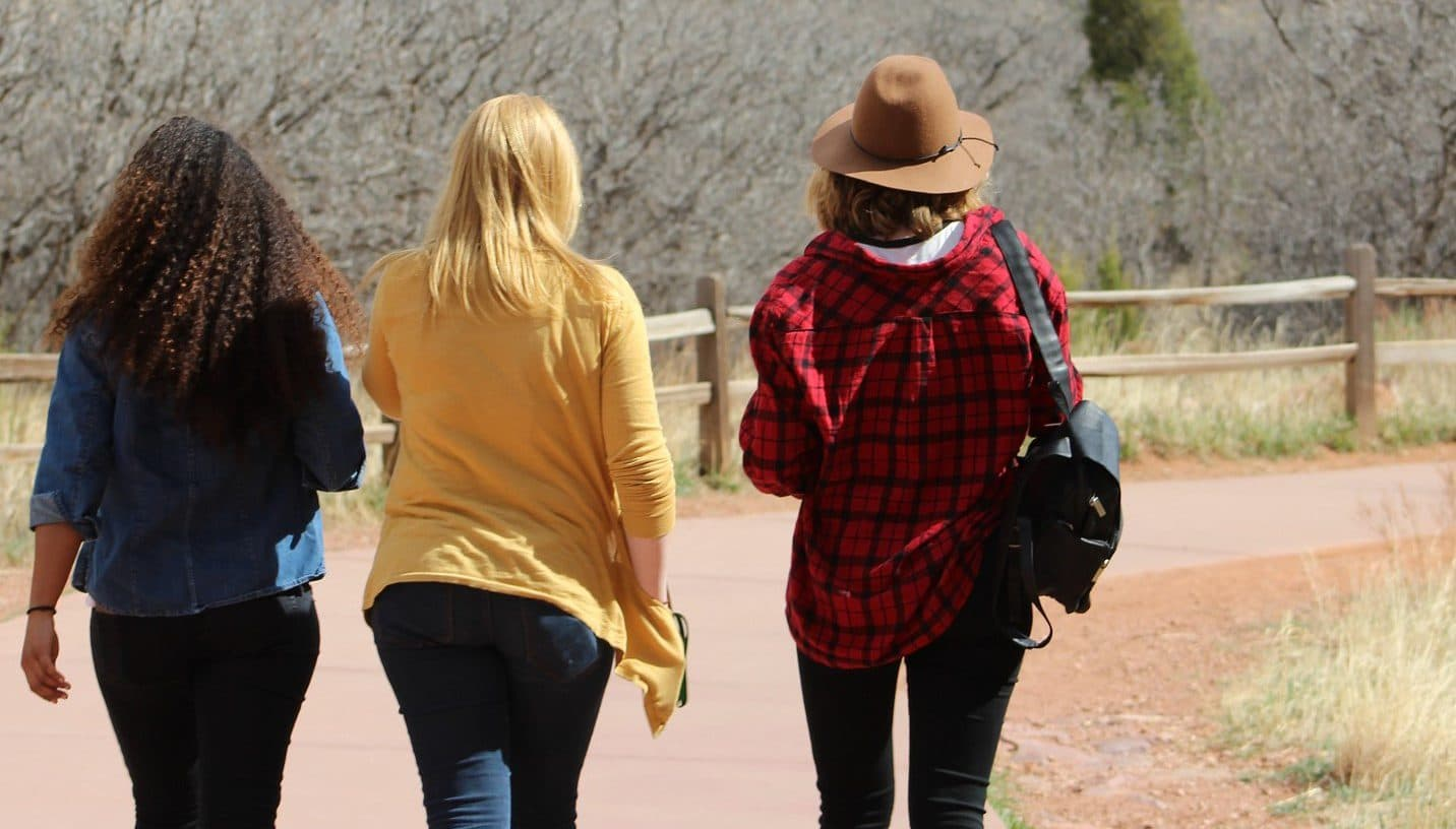 friends-ladies cropped